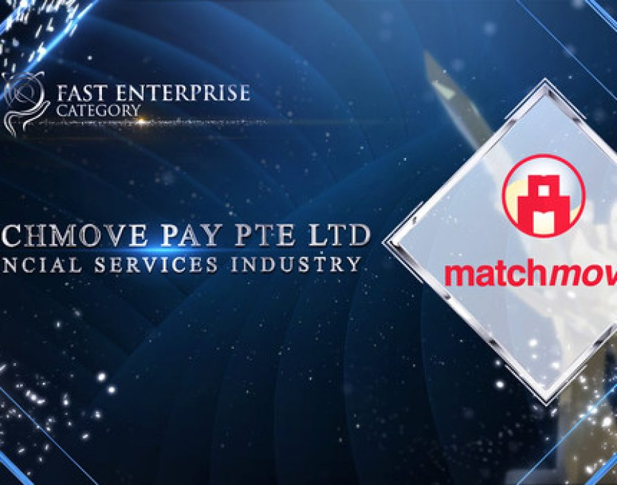 MatchMove Pay Pte Ltd Earns Corporate Excellence Award at the Asia Pacific Enterprise Awards 2021 Regional Edition