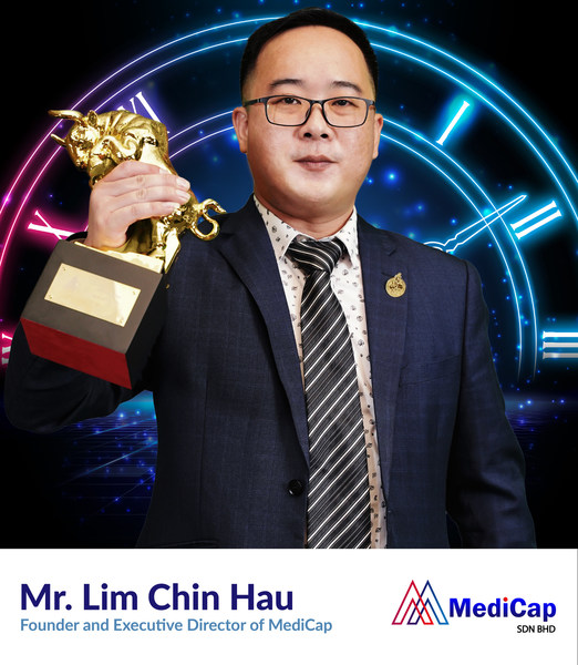 Mr. Lim Chin Hau, Founder and Executive Director of MediCap