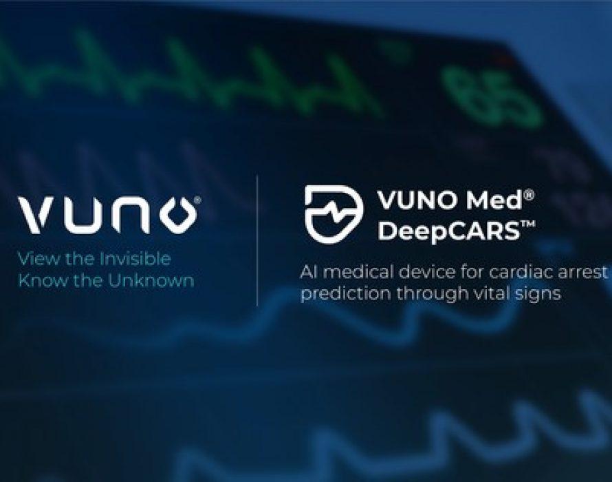 MFDS Greenlights VUNO Med®-DeepCARS™, AI Medical Device for Cardiac Arrest Prediction