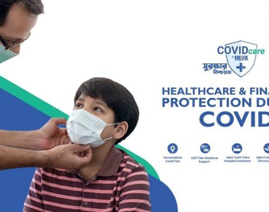 MILVIK Launches COVID-19 Insurance and Telemedicine Bundle in Bangladesh