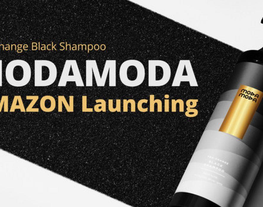 MODA MODA begins global sales by introducing its functional shampoo on Amazon