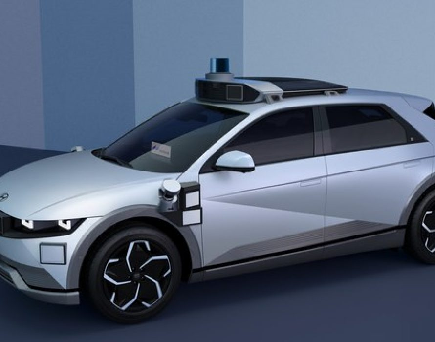 Motional and Hyundai Motor Group Unveil the IONIQ 5 Robotaxi: Motional's Next-Generation Robotaxi