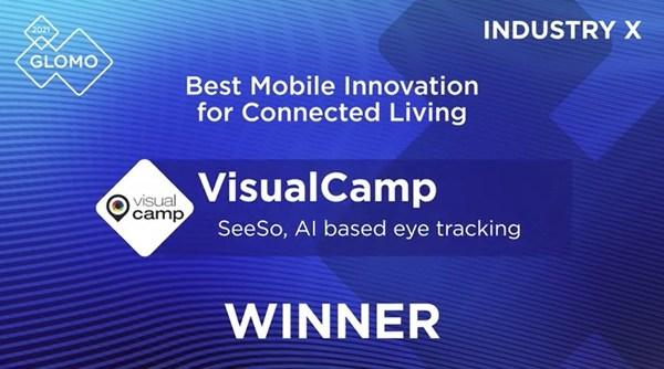"""Eye tracking SDK """"SeeSo""""-- Winner at the GLOBO awards 2021"""