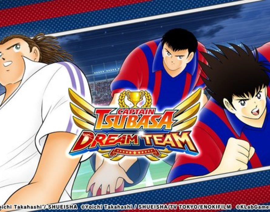 "New ""Captain Tsubasa"" Story ""NEXT DREAM"" by Yoichi Takahashi to Appear in ""Captain Tsubasa: Dream Team"" This Fall!"