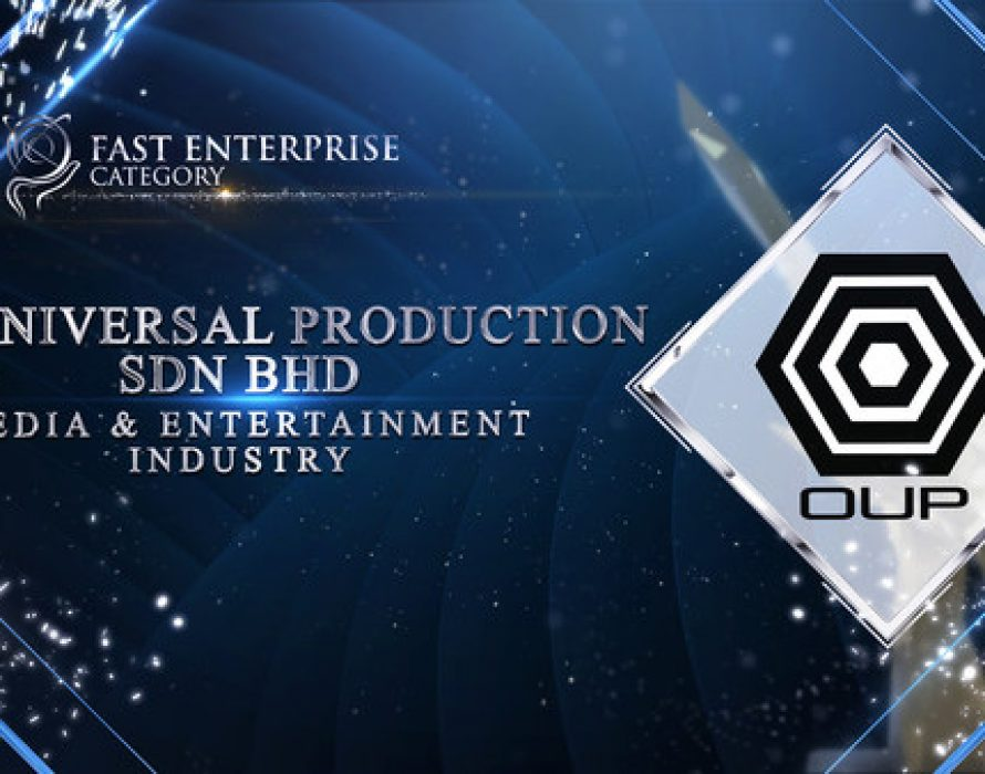 One Universal Production Sdn Bhd Named Winner at the Asia Pacific Enterprise Awards 2021 Regional Edition