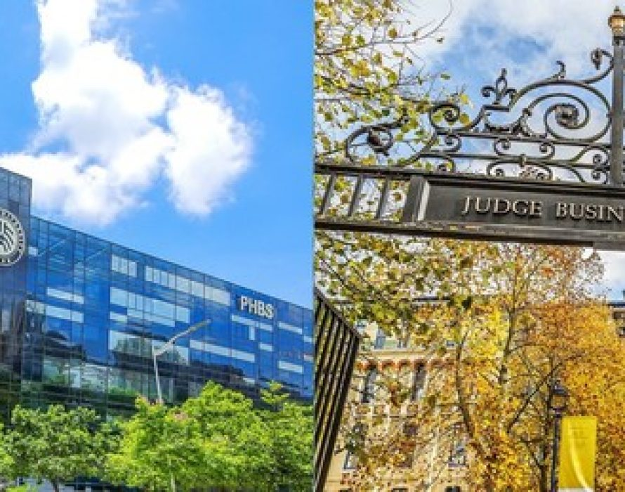 Peking University HSBC Business School and Cambridge Judge Business School announce Cooperative Programme for delivery of their own programmes in Shenzhen, China