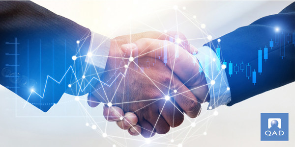 The QAD Global Partner Network has over 100 partners that complement QAD's offerings and help QAD to deliver innovative solutions, services and technology.