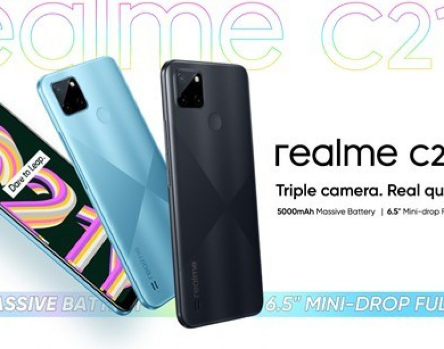 Realme C21Y launches with UNISOC T610 chipset