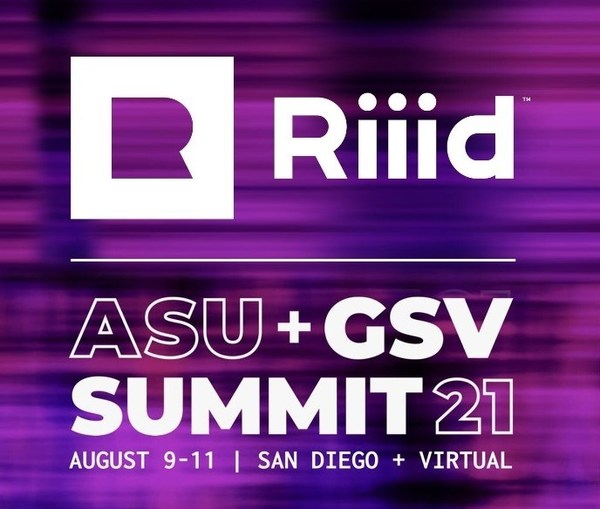 Riiid takes part in the annual ASU+GSV Summit, the preeminent global education innovation conference.