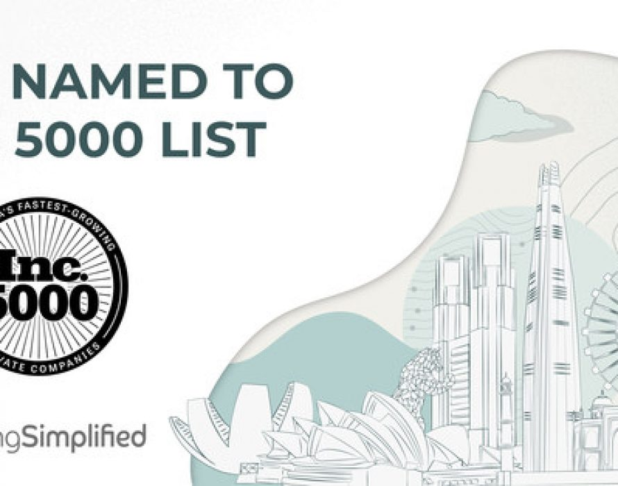 Selling Simplified Ranks on Inc. 5000 List 6th Year in a Row