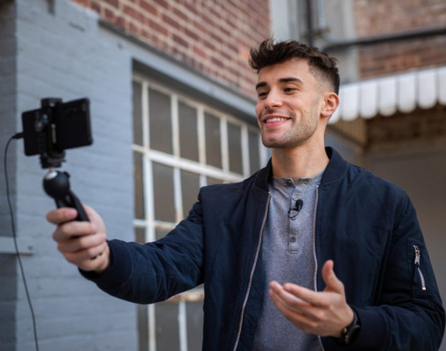 Sennheiser new product XS Lav mics providing a simple and effective audio solution for vloggers and podcasters