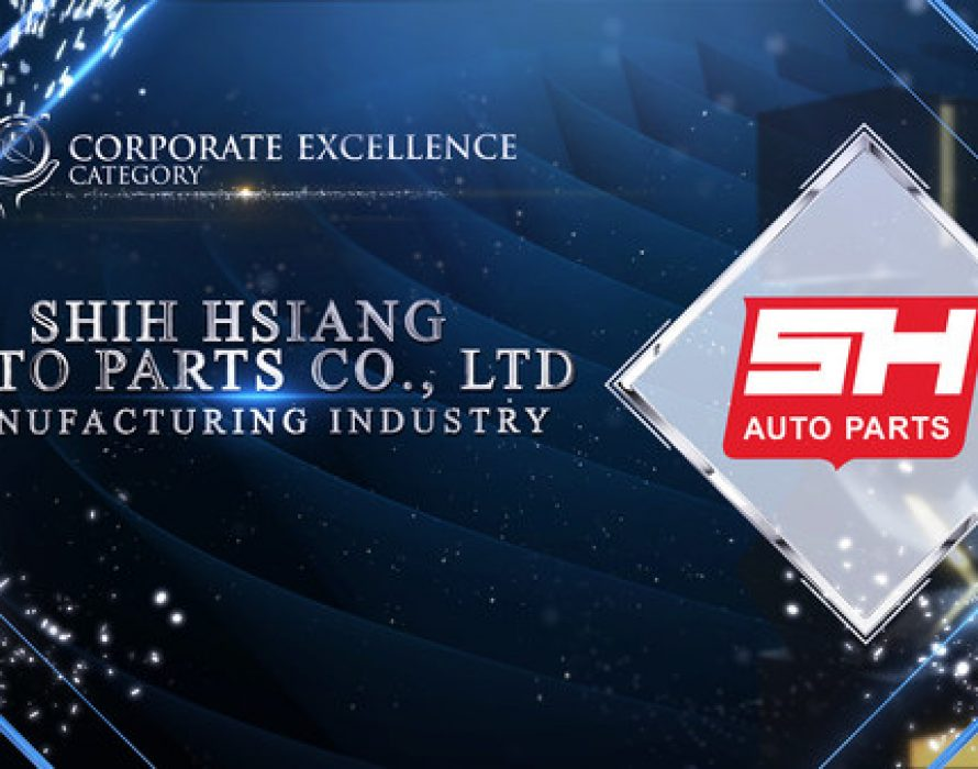 Shih Hsiang Auto Parts Co., Ltd. Wins at the Asia Pacific Enterprise Awards 2021 Regional Edition