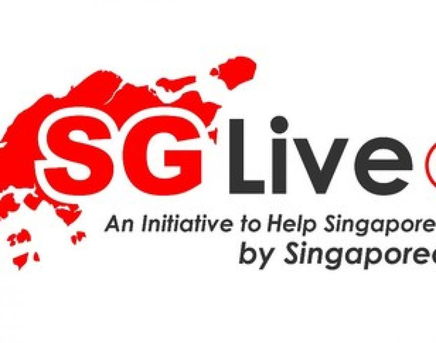 Singapore Startup HyperLive Announced the Launch of #SGLive Initiative Led by Celebrity Ambassadors Marcus Chin and Nick Shen