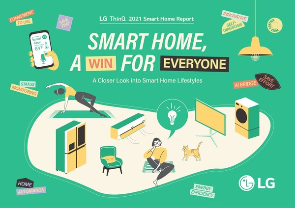 LG Electronics (LG) released its LG ThinQ 2021 Smart Home Report which captures the voices of U.S. smart homeowners to uncover in-depth smart home lifestyle insights.