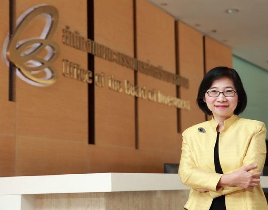 Thailand's Jan-June Investment Applications Reach USD12 billion, as FDI Quadruple, E&E and Medical Sectors Continue to Expand, BOI says