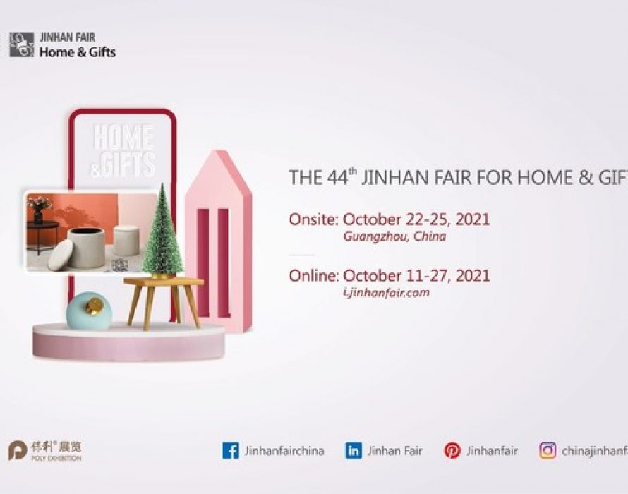 The 44th Jinhan Fair for Home & Gifts moves to on-site & online format
