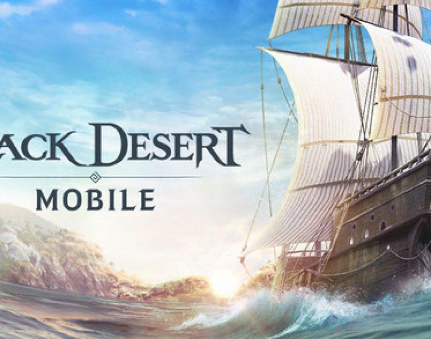 The Great Ocean Arrives in Black Desert Mobile