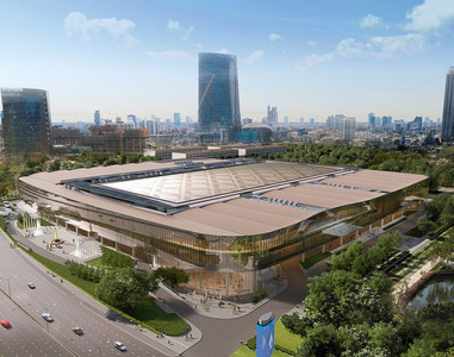 The new QSNCC is scheduled to be open 2022 with 5 times larger space