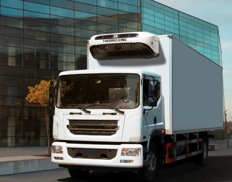 Thermo King Launches the T-80E Series for Refrigerated Truck
