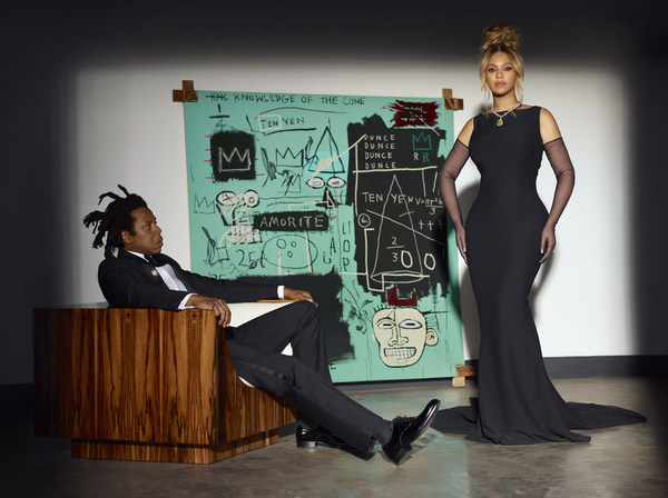 """Tiffany & Co. Introduces The """"ABOUT LOVE"""" Campaign Starring Beyonce And Jay-Z"""