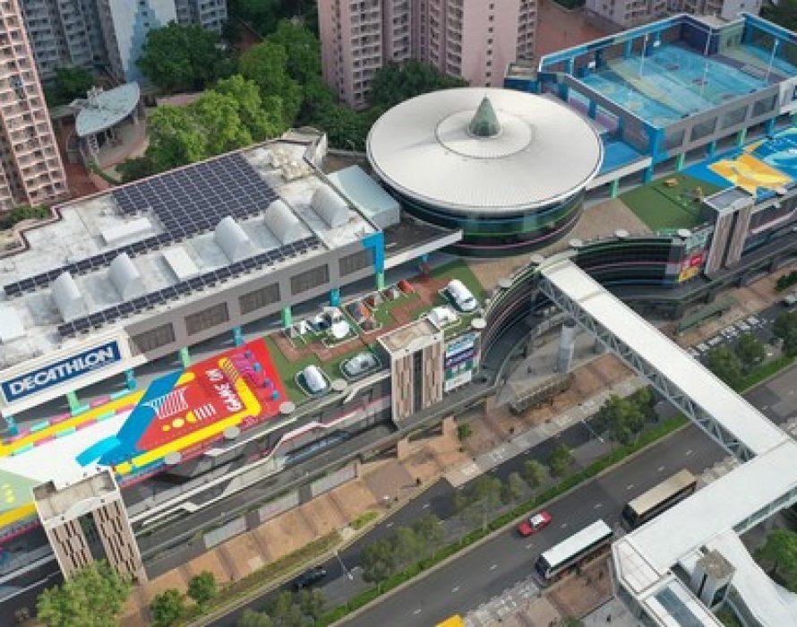 TKO Spot Presents TKO Spot-field, Hong Kong's Largest Rooftop Sports Space