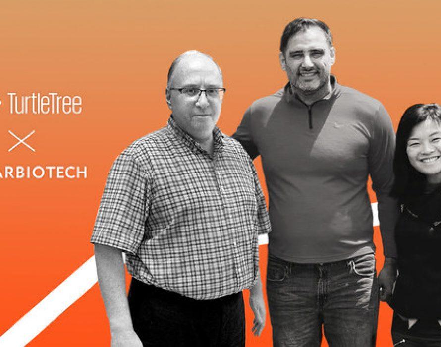 TurtleTree and Solar Biotech enter strategic partnership