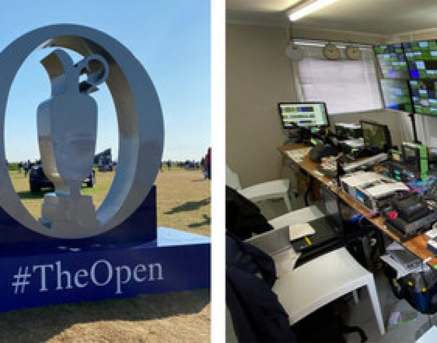 TV Asahi Deploys TVU Networks Solution for Localized, Live Coverage of The Open Championship