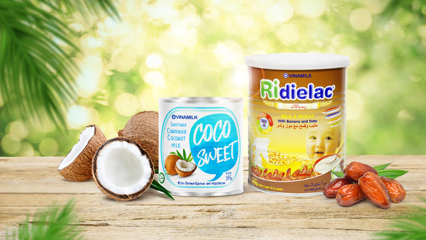 Vinamilk's innovative products enriched with local flavours