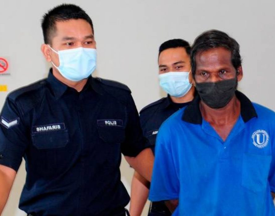 Indian national charged with murder, rape of senior citizen