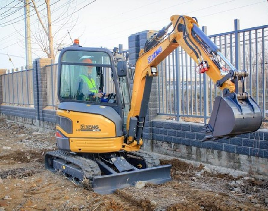 XCMG Launches Much-Anticipated 2.7-Ton XE27E/U Compact Excavator