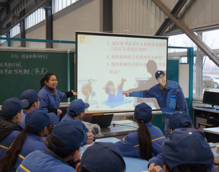"""XCMG Technician College to Partner with German Institutions to Launch """"Blue Sea Elite"""" Young Technicians Training Program"""