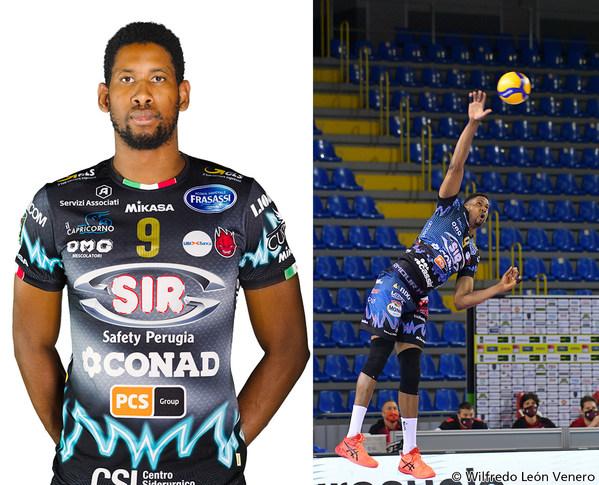 Zamst announces sponsorship with Wilfredo León Venero, a Polish pro volleyball player