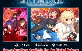 """2D Fighting Game """"Melty Blood: Type Lumina"""" Preorders Now Available for the Digital Release Introducing Character Features and Gameplay Videos"""
