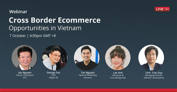 Digital 38 Cross Border Ecommerce Opportunities in Vietnam Webinar