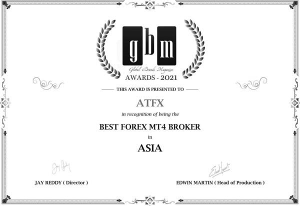 2021 Best Forex MT4 Broker in Asia