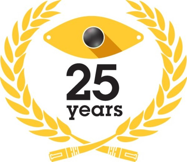 Axis Communications celebrates 25 years of network camera evolution.