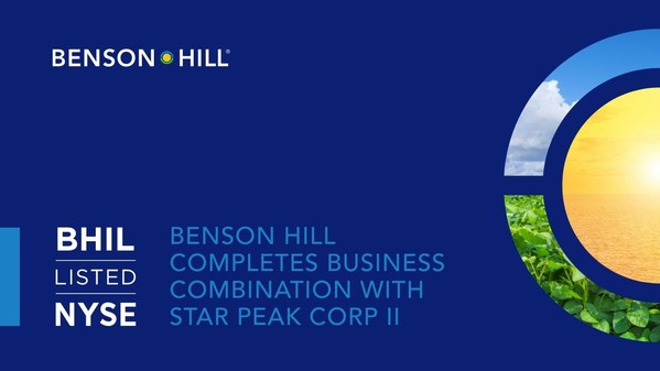 """""""Completing the business combination with Star Peak is a critical milestone on our journey to leverage our CropOS® technology platform and our integrated business model to build a healthier and climate resilient food system,"""" said Matt Crisp, Chief Executive Officer of Benson Hill."""
