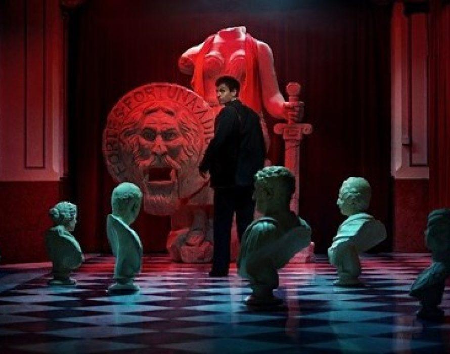 Campari Launches Fellini Forward, The New Campari Red Diaries Project Exploring The Creative Genius Of Federico Fellini Using Artificial Intelligence