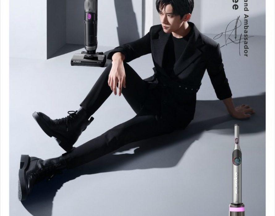 Century-old Professional Cleaning Brand Eureka Appoints Top Asian Idol Jackson Yee as Global Ambassador