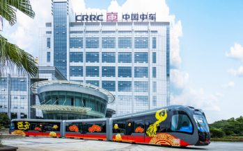 CRRC and GoldenBee Co-hosted Rail Transit and Climate Change Symposium Connects Rail Industry Leaders to Share Insights on Decarbonization