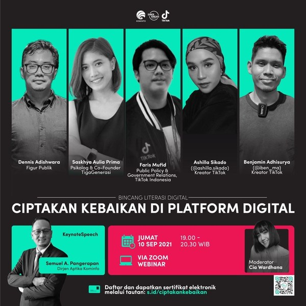 Cyberbullying is Dangerous: Government-backed Siberkreasi Program Launches New Celebrity Campaign to Create More Positive Online Experience