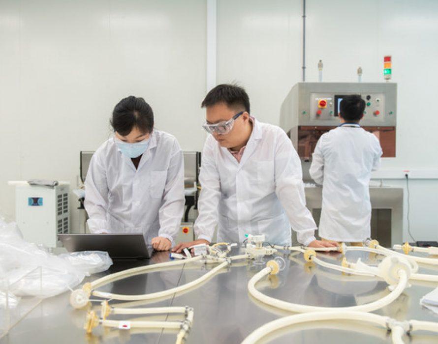 Cytiva triples single-use consumables capacity in China