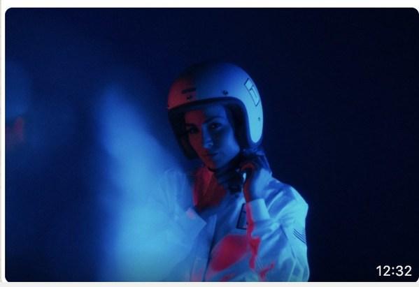 Carmen Jorda, De Tomaso factory Development and Scuderia De Tomaso Racing Driver.