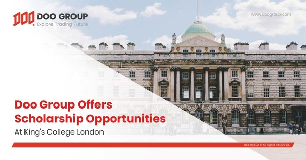 The Doo Group has collaborated with King's College London to offer a scholarship to provide financial support and assistance to students with financial difficulties.