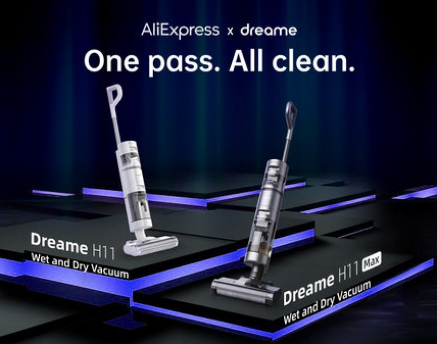 Dreame Technology to Launch the Wet and Dry Vacuum that Simplifies Hard Floor Cleaning