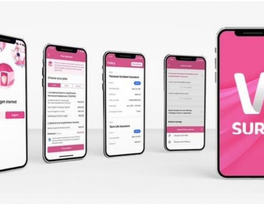 eBaoTech Congratulates its Customer VSure.life on Launching as Malaysia's first On-Demand Lifestyle Digital Insurer