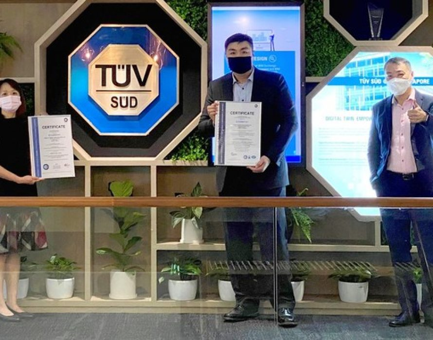 First Singapore Fintech Achieves International Recognition To Elevate Trust In Digital Payment
