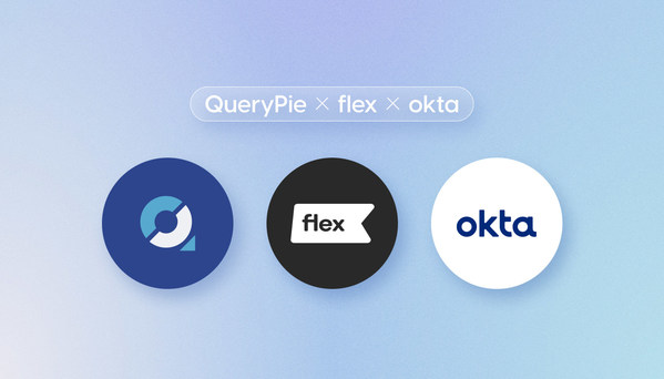 QueryPie X flex X okta