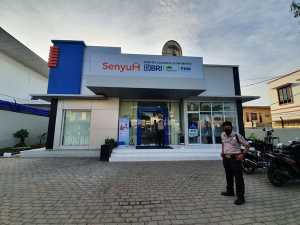 SENYUM, Ultra Micro Service Center - BRI, Pegadaian, and PNM Co-location