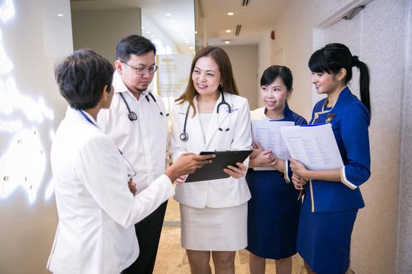 Fullerton Health Group Nurses and Doctors